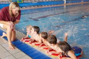 Методика тренировок: плавание